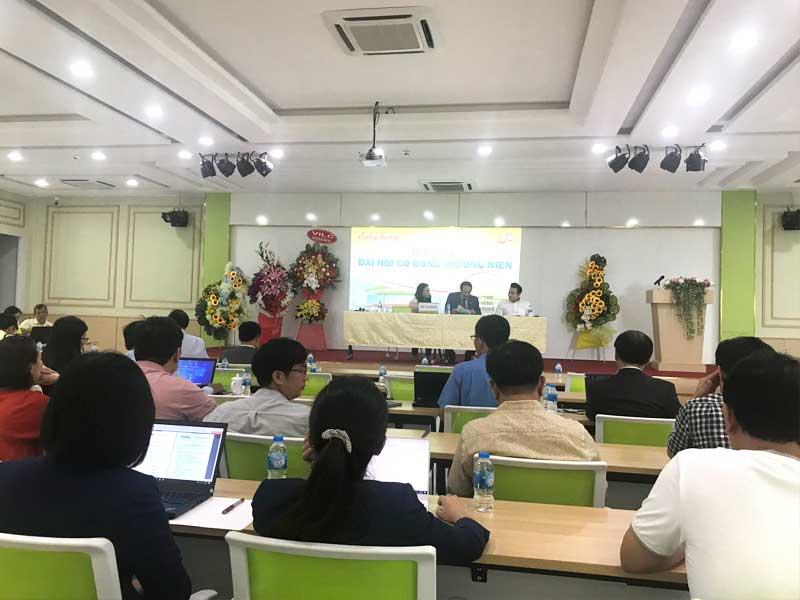 Đại hội cổ đông thường niên năm 2020 của Tập đoàn Nhựa Rạng Đông